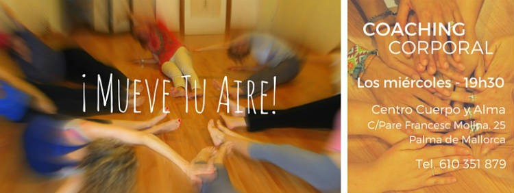 ¡Mueve Tu Aire! Coaching Corporal para mujeres